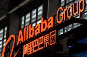 Alibaba también hizo públicos hoy los datos. EFE