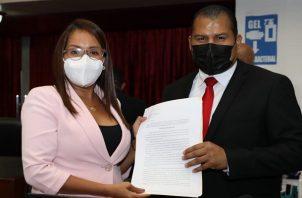La iniciativa de la diputada Alina González fue presentada ayer.