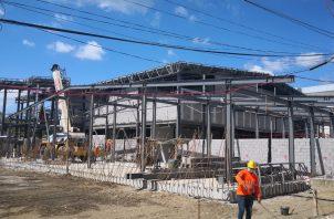 La primera fase ya fue entregada y la empresa trabaja en la construcción de la segunda y tercera fase. Foto: José Vásquez