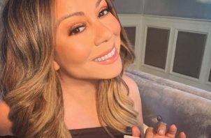Mariah Carey. Foto: Archivo