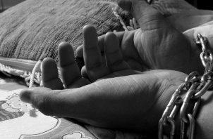 Un 5% de las víctimas fueron objeto de trata con fines de explotación sexual. Foto: Ilustrativa / Pixabay