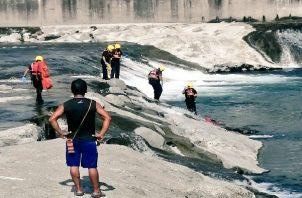 El pasado 25 de enero un hombre de 31 años fue encontrado ahogado en el Río Piedra en el distrito de Boquerón.