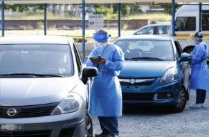 En enero se reportó 1,241 muertes por covid-19 en Panamá.