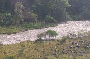 El Sinaproc se mantiene vigilante del comportamiento de otros ríos. Mayra Madrid
