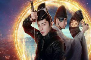 'El maestro del yin yang: El sueño de la eternidad'. Foto: Netflix