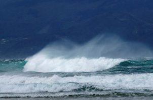 Más de la mitad de los océanos están afectados por el cambio climático. Foto: EFE