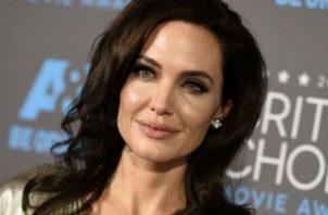Angelina Jolie. Foto: Instagram