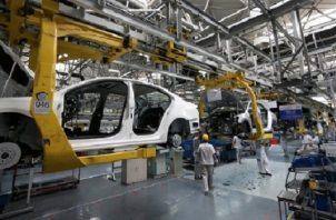 En el 2020 la producción cayó 31.6% EFE