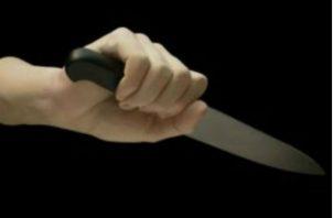 El vigilante, de 43 años, recibió varias cuchilladas, quedando mal herido. Foto: Archivo/Ilustrativa