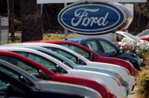 Ford dijo que aumentará sus inversiones para el desarrollo. EFE
