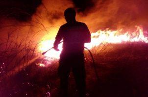Los últimos incendios forestales en plantaciones de caña y por lo cual muchos moradores se vieron afectados, están siendo investigados por la vía administrativa.