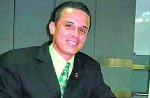Ismael Pittí se encuentra nombrado en los Estados Unidos desde agosto del año 2015.