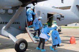 El 2 de febrero pasado se inició el proceso de vacunación en la comarca.