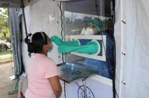La primera remesa de dosis recibidas por la CSS en Panamá Oeste fue distribuida entre el personal prioritario que mantiene ese compromiso de lucha diaria contra el covid-19.