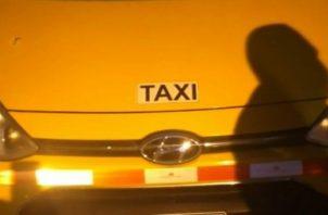 Durante el presente año 2021, han sido aprehendidos dos conductores de taxi, presuntamente, vinculados a esta actividad.