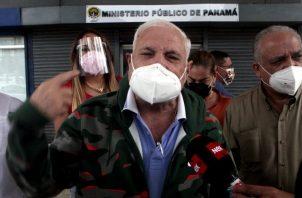 Ricardo Martinelli fue presidente en el periodo constitucional 2009-2014.