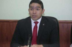 Adecio Mojica, fiscal del Ministerio Público de Panamá.