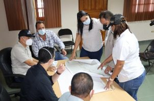 La provincia de Chiriquí registra más de 15 comunidades que están asentadas en terrenos del Banco Hipotecario Nacional.