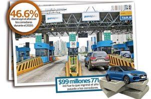 Las medidas de confinamiento y paralización de la economía han reducido notablemente el tráfico y los ingresos de las carreteras de peaje, principal fuente para el repago de la deuda.