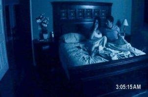 Escena de una de las cintas. YouTube