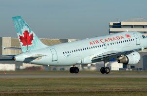 En 2019, Air Canada tuvo unos beneficios netos de 1.775 millones de dólares canadienses. EFE
