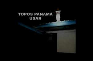 La Senniaf atiende a menor que escapó de un albergue. Foto: Topos Panamá