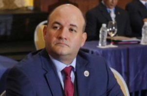Alfredo Juncá, magistrado del Tribunal Electoral. Archivo