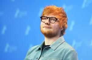 Ed Sheeran en 2018 en Berlín. EFE/Archivo