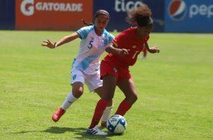 Panamá sufre primera derrota de la selección femenina en la era de Quintana. Foto: @fepafut
