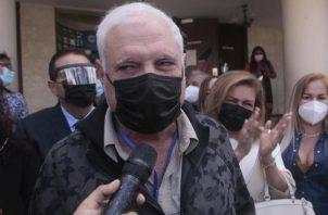 Ricardo Martinelli, expresidente de la república, ha sido afectado por el incumplimiento del Estado panameño.