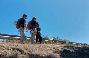 Chile consternado por desaparición de menor. Foto:EFE