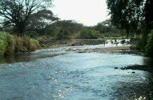 Río Chico de Natá. Foto: Ilustrativa
