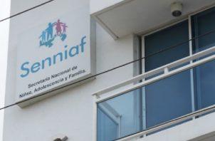 Expertos han solicitado el cierre de la Senniaf y crear una nueva institución que vele por los niños. Archivo