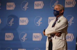 El principal epidemiólogo de Estados Unidos, Anthony Fauci. EFE