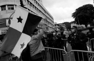 Una sociedad en la que hoy, casi se nos prohíbe ensalzar nuestra historia y reivindicar nuestros derechos soberanos como pueblo. Foto: EFE.