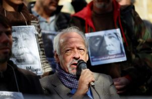 Periodista Horacio Verbitsky. EFE