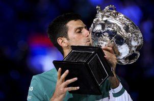 Novak Djokovic vuelve a reinar en Australia.