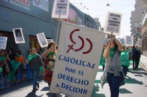 Católicas por el Derecho a Decidir es un grupo pro aborto.