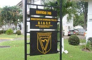 Dirección Institucional en Asuntos de Seguridad Pública (Diasp).