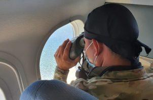 En estos momentos, los efectivos del Senan activaron un operativo de búsqueda por aire, mar y tierra.