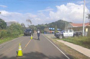 El informe de la zona de policía de Herrera da cuenta que se dieron 268 aprehensiones en el mes de enero y 229 en lo que va de febrero.