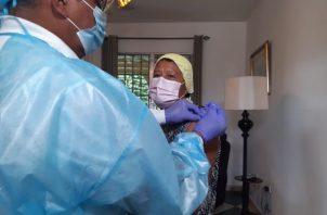 El proceso de vacunación avanza en el país.