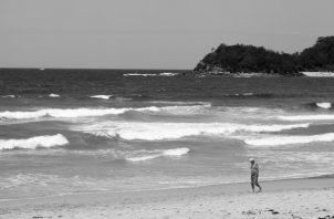 Los proyectos de playa han tenido un boom aun en medio de la pandemia porque las personas prefieren ahora espacios más amplios, en lugares que les brinden libertad en medio del confinamiento. Foto: EFE.
