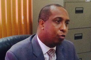 Caraballo cuenta con 22 años de experiencia en el Ministerio Público; actualmente es Fiscal Superior de la Fiscalía Regional de Colón y Guna Yala, cargo que ocupa desde el 18 de mayo de 2017 hasta la fecha.