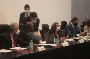 El proyecto será discutido en el Pleno. Las clases inician el lunes. Foto: Víctor Arosemena