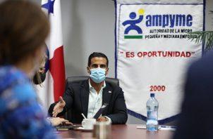 Óscar Ramos dijo que el programa tiene un 90% de éxito.