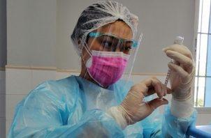 Este miércoles llegó a Panamá una nueva remesa de vacunas.