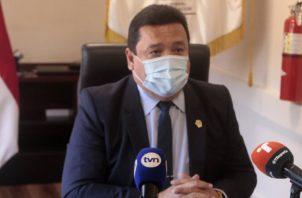 Eduardo Ulloa estará a cargo del Ministerio Público hasta el próximo domingo 28 de febrero.