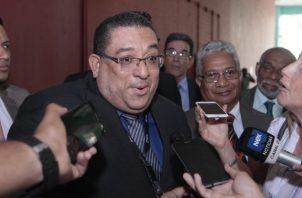 Ricaurte González, fiscal principal dentro del caso de los supuestos pinchazos telefónicos.