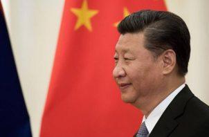 """El presidente de China, Xi Jinping, dijo que la erradicación de la pobreza extrema en su país ha sido posible con """"un enfoque realista y pragmático"""". Foto: EFE"""